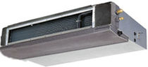duct air conditioner (split system, reversible) GSR24A Zenith Air