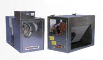 duct air conditioner for large areas (split system, reversible)  TECHNIBEL
