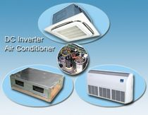 duct air conditioner (split system, reversible) DC INVERTER TYPE OR CONSTANT SPEED TYPE Palm Air Conditioning &amp; Equipment Co.,Ltd