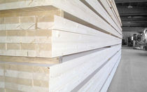 duo glulam timber wood joist  F.LLI DE INFANTI