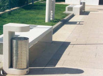 dust-bin for public spaces MIA Grupo Amop Synergies