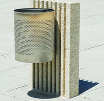 dust-bin for public spaces SOLTAS IK Grupo Amop Synergies