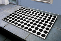 dust control entrance mat FEET-BACK I RADIUS DESIGN