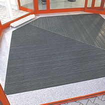 dust control entrance mat for commercial building TOP CLEAN TREND GRIDIRON