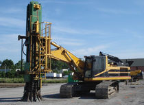 dynamic compactation (for ground improvement) GEOPACTOR©  Notre entreprise- Nos services- Nos forces