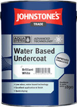 eco-friendly primer paint (european Eco-label, low VOC) AQUA Johnstone's / PPG Archiectural Coatings 