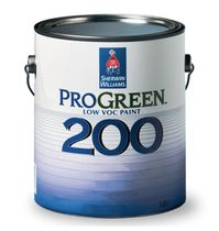 eco-friendly primer paint (GreenGuard Eco-label) PROGREEN&reg; 200 LOW ODOR INTERIOR LATEX PRIMER Sherwin-Williams