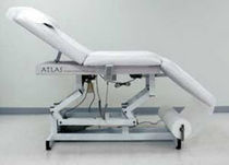 electric facial bed ATLAS Sybaritic Europe