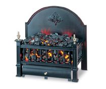 electric fire basket HALLATON 225 Burley