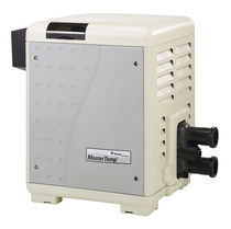 electric heater for public pools MASTERTEMP® PENTAIR
