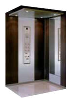 electric home elevator DANUBIO ALAPONT BLUE GIANT