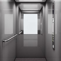 electric home elevator R3, 6-12Pers, 11m KONE