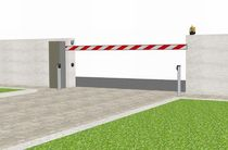 electric lifting barrier PASS DEA SYSTEM