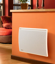 electric radiant panel radiator SENSUAL NOIROT
