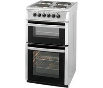 electric range cooker D532A Beko
