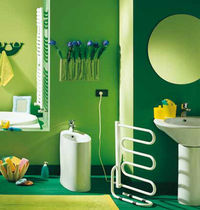 electric towel radiator CLASSICI: AIRONE CO.GE.FIN