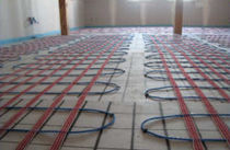 electric underfloor heating  Pro-fil