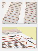 electric underfloor heating with variable power CABLISSIMO 2 APPLIMO