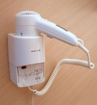 electrical hair dryer for hotels  OMNITEC SYSTEMS, S.L.