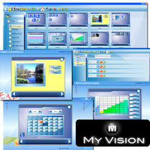 electrical installation software MY VISION ESA elettronica