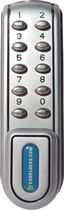 electronic combination door lock DIGITAL ELECTRONIC 1200 LOCKER LOCK    H&auml;fele GmbH &amp; Co KG