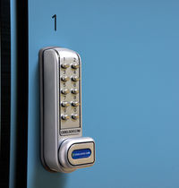 electronic combination door lock for light use CL1200 SERIES CODELOCKS