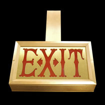 emergency light with exit sign TP-208 WINONA LIGHTING