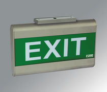 emergency light with exit sign  Pelsan Aydinlatma