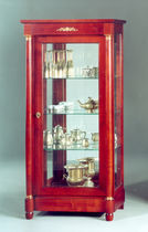 Empire classic style display case 104 Meubles Flaux