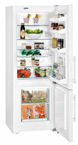 energy efficient bottom mount refrigerator (EU Energy label) CUP 2601 088 LIEBHERR