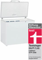 energy efficient chest freezer (EU Energy label) GTP 2356 LIEBHERR