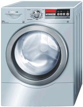 energy efficient front loading washing machine (Energy Star certified) WFVC844PUC BOSCH