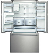 energy efficient refrigerator side by side (Energy Star certified) B26FT70SNS BOSCH