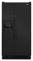 energy efficient refrigerator side by side (Energy Star certified) ASD2522WRB Amana