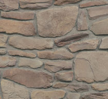 engineered stone cladding for façade PATINA  CULTURED STONE