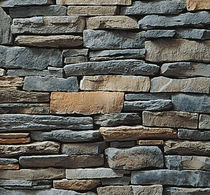 engineered stone cladding for façade FOG  CULTURED STONE