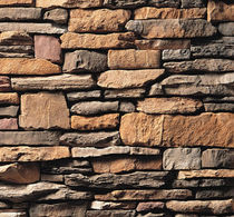 engineered stone cladding for façade RUSTIC  CULTURED STONE