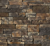 engineered stone cladding for façade WOLF CREEK  CULTURED STONE