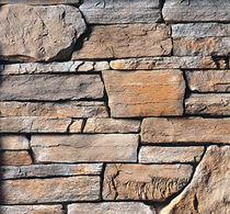 engineered stone cladding tile (interior) ASPEN CULTURED STONE