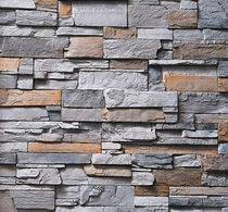 engineered stone cladding tile (interior) PLATINUM  CULTURED STONE