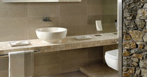 engineered stone counter top washbasin VULCANO New Age Stone