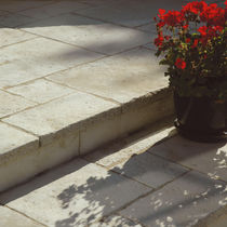 engineered stone paving tile for outdoor floors RICHELIEU WESER