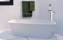 engineered stone rectangular bath-tub DEONNE DADOquartz Dado Creations Pty (LTD)