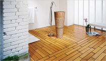 engineered wood floor (acacia, PEFC certified) MARINE PARQUETS MARTY
