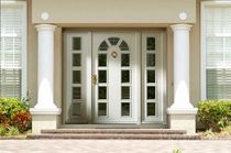 entrance door with sidelight GLIMMER CLASSIC WIPPRO