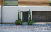 entrance door with sidelight DANBURIT CLASSIC WIPPRO