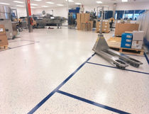 epoxy resin flooring  MAPAC