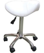 esthetician saddle stool 1024A Alveola