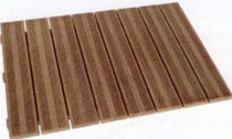 exotic wooden deck tile for exterior floors  UNIPOOL