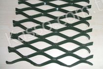 expanded metal rhomboidal mesh GEN - 04 Kasso Engineering Limited Co.